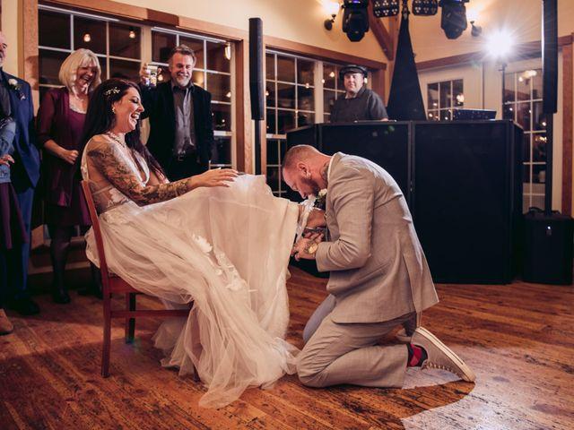 Rob and Alyssha's wedding in Vancouver Island, British Columbia 46