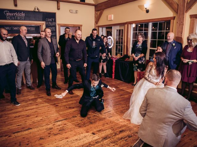 Rob and Alyssha's wedding in Vancouver Island, British Columbia 47