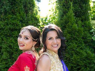 The wedding of Mandi and Rohit 2