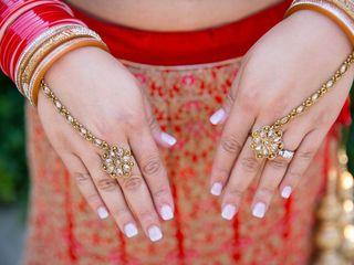 The wedding of Mandi and Rohit 3