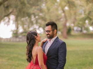 The wedding of Badal and Hemanji 2