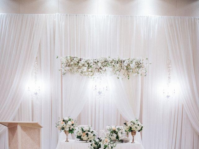 Brady and Melanie's wedding in St Marys, Ontario 3