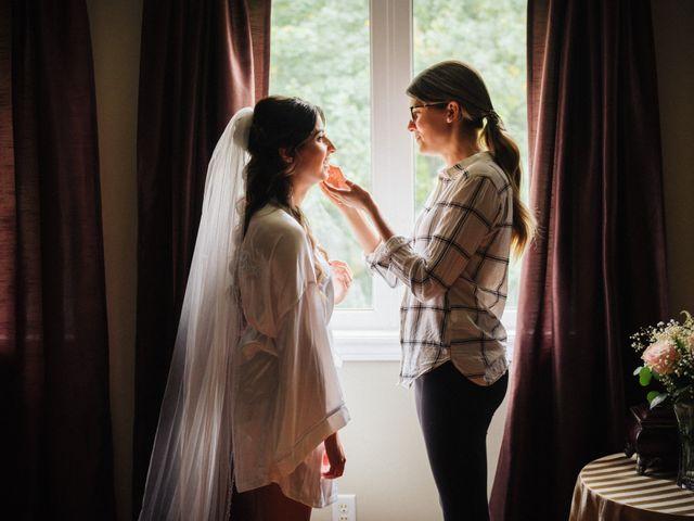Brady and Melanie's wedding in St Marys, Ontario 11
