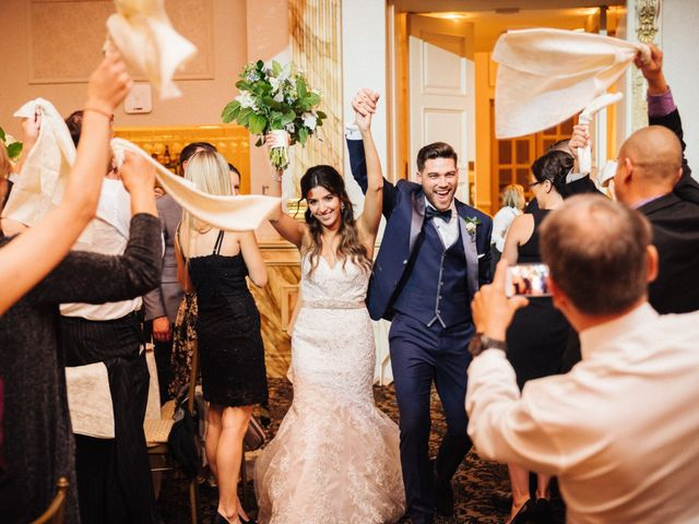 Brady and Melanie's wedding in St Marys, Ontario 13
