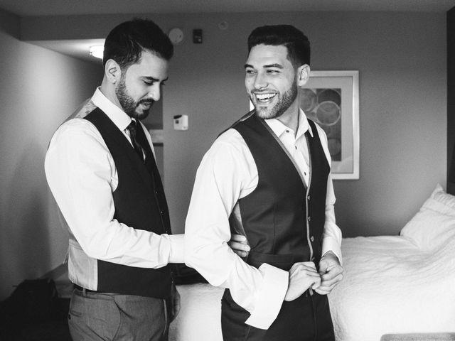 Brady and Melanie's wedding in St Marys, Ontario 15