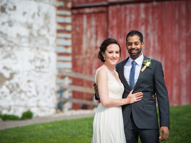 The wedding of Dionne and Taha