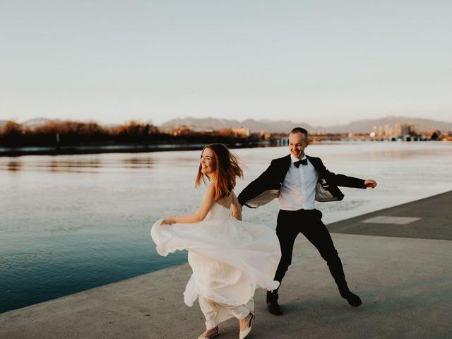 Emil  and Sarah's wedding in Richmond, British Columbia 4