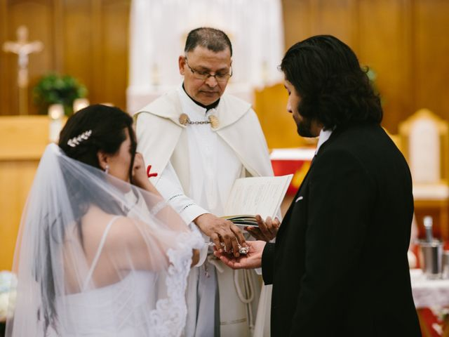 Moatez and Luz's wedding in Vancouver, British Columbia 6