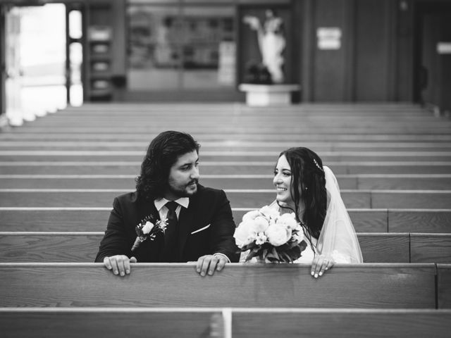 Moatez and Luz's wedding in Vancouver, British Columbia 9