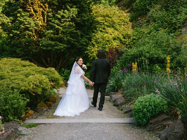Moatez and Luz's wedding in Vancouver, British Columbia 2