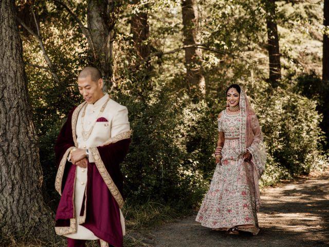 Ashlyn and Darren's wedding in Vancouver Island, British Columbia 9
