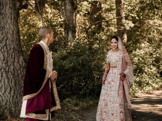 Ashlyn and Darren's wedding in Vancouver Island, British Columbia 10