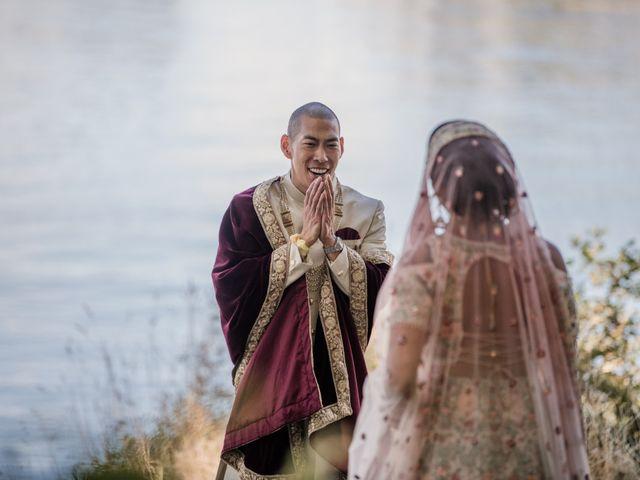 Ashlyn and Darren's wedding in Vancouver Island, British Columbia 11