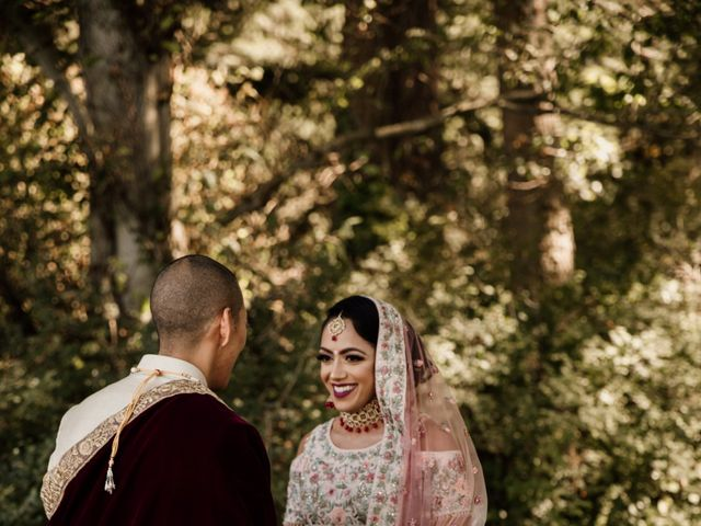 Ashlyn and Darren's wedding in Vancouver Island, British Columbia 12