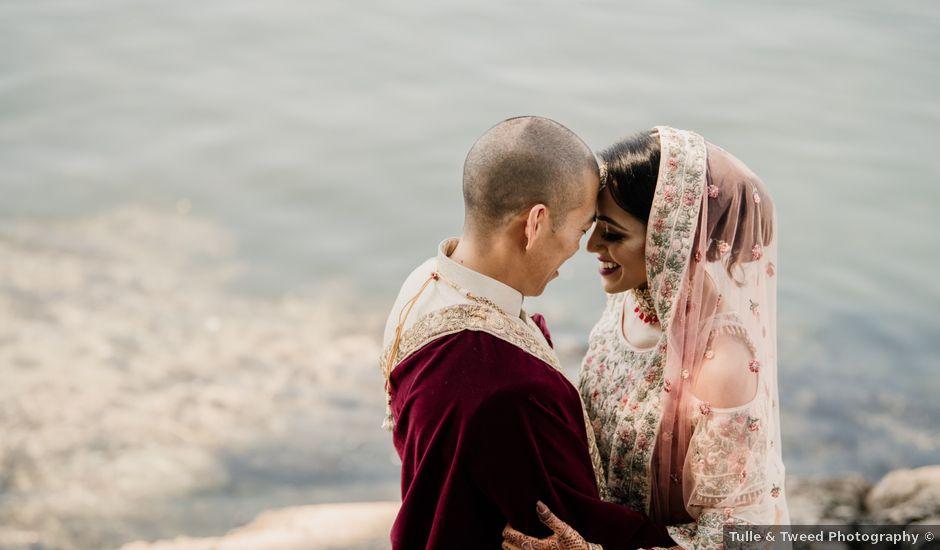 Ashlyn and Darren's wedding in Vancouver Island, British Columbia