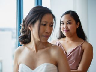 The wedding of Jocelyne and Skinder 2