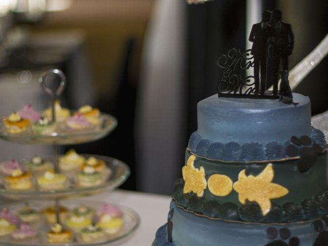 Wayne and Vinod's wedding in Innisfil, Ontario 1