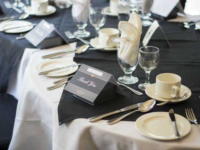 Wayne and Vinod's wedding in Innisfil, Ontario 4