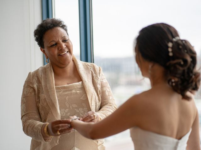 Skinder and Jocelyne's wedding in Richmond Hill, Ontario 6