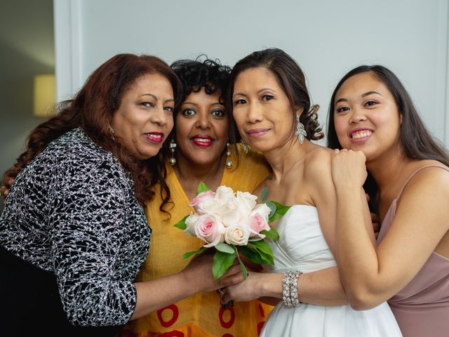 Skinder and Jocelyne's wedding in Richmond Hill, Ontario 7