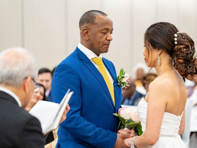 Skinder and Jocelyne's wedding in Richmond Hill, Ontario 1