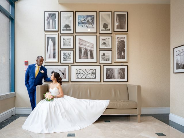 Skinder and Jocelyne's wedding in Richmond Hill, Ontario 19