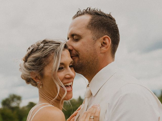 Mike and Becky's wedding in Aldergrove, British Columbia 4