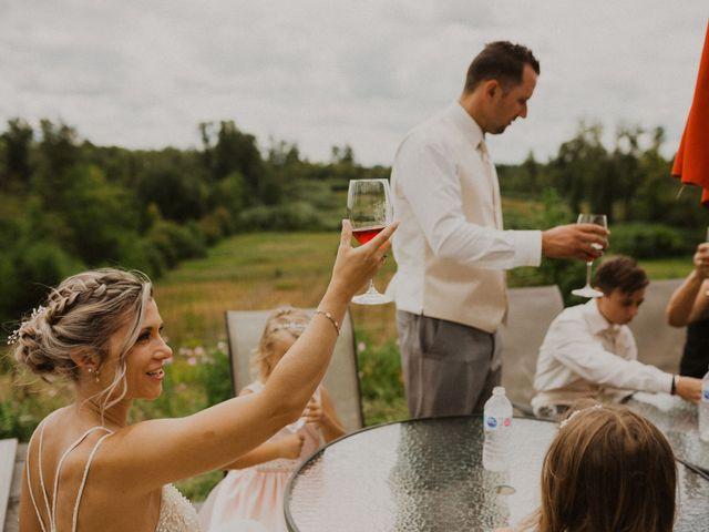 Mike and Becky's wedding in Aldergrove, British Columbia 5