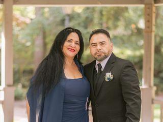The wedding of Rebecca and Ryan 1