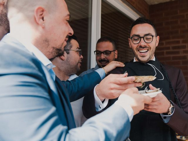 Marco and Jessica's wedding in Montreal, Quebec 8