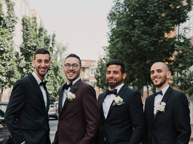 Marco and Jessica's wedding in Montreal, Quebec 9