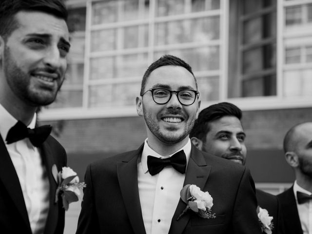 Marco and Jessica's wedding in Montreal, Quebec 10