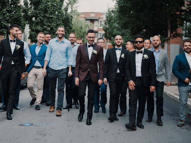 Marco and Jessica's wedding in Montreal, Quebec 11