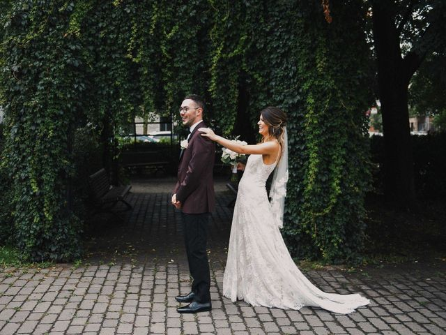 Marco and Jessica's wedding in Montreal, Quebec 12