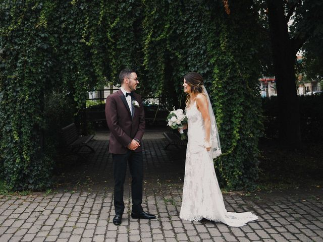 Marco and Jessica's wedding in Montreal, Quebec 14