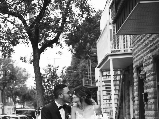 Marco and Jessica's wedding in Montreal, Quebec 19