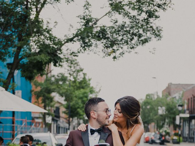 Marco and Jessica's wedding in Montreal, Quebec 20