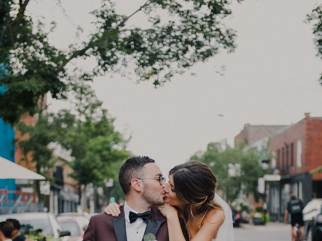 Marco and Jessica's wedding in Montreal, Quebec 21
