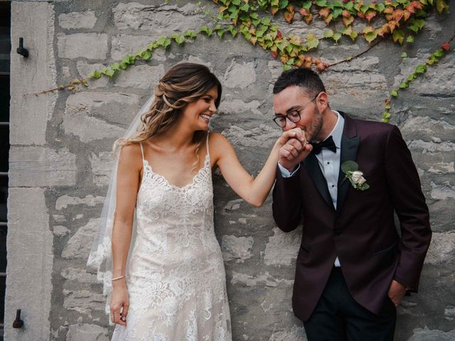 The wedding of Jessica and Marco