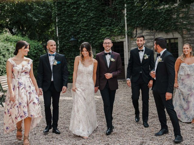 Marco and Jessica's wedding in Montreal, Quebec 31