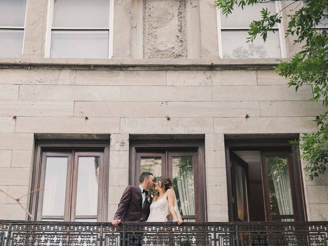 Marco and Jessica's wedding in Montreal, Quebec 51