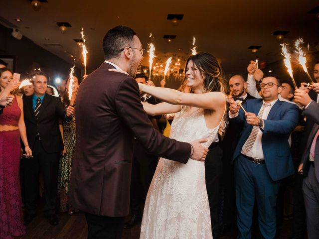 Marco and Jessica's wedding in Montreal, Quebec 71