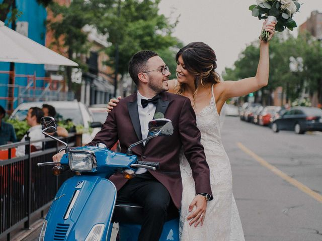 Marco and Jessica's wedding in Montreal, Quebec 22