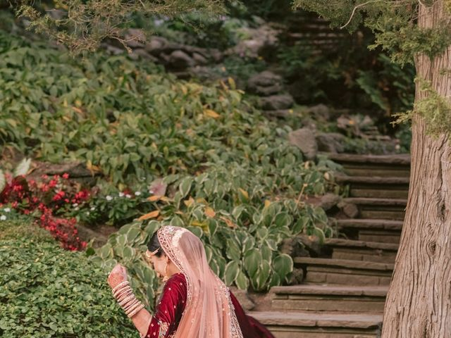 Zohra and Hamza's wedding in Markham, Ontario 27