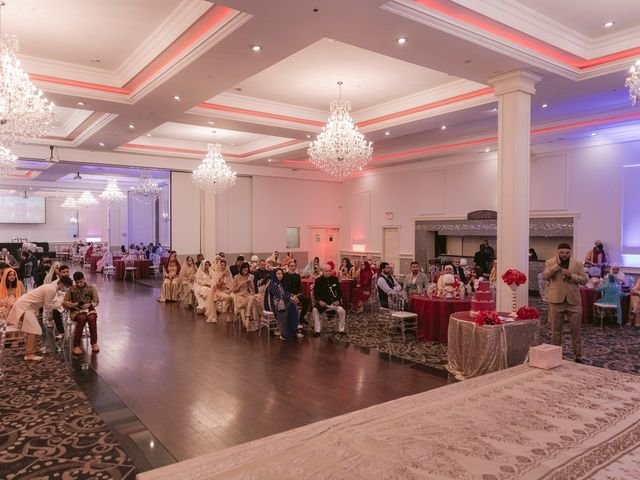Zohra and Hamza's wedding in Markham, Ontario 43