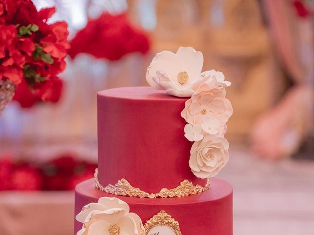 Zohra and Hamza's wedding in Markham, Ontario 44