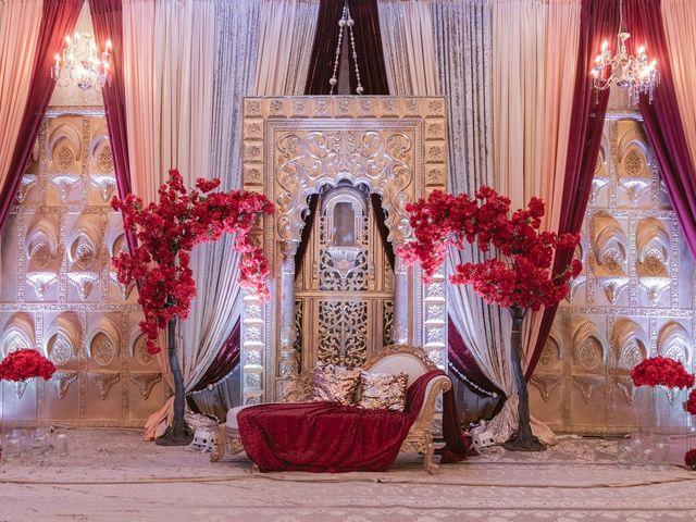 Zohra and Hamza's wedding in Markham, Ontario 46