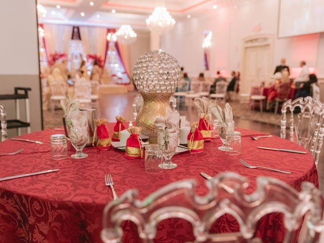 Zohra and Hamza's wedding in Markham, Ontario 47