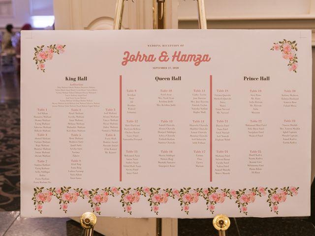 Zohra and Hamza's wedding in Markham, Ontario 48