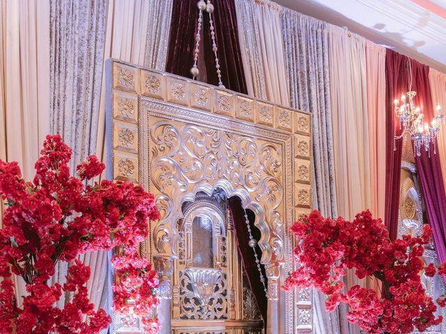 Zohra and Hamza's wedding in Markham, Ontario 49